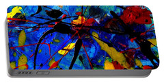Abstract 39 Portable Battery Charger