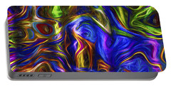 Abstract Series A3 Portable Battery Charger
