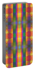 Portable Battery Charger featuring the digital art Abstract For Today by Lyle Hatch