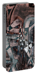 Abstract Graffiti 1 Portable Battery Charger