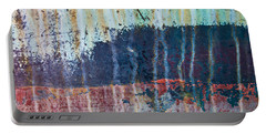Abstract Landscape Portable Battery Charger by Jani Freimann