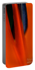 Abstract Paradise Portable Battery Charger by Michael Cinnamond