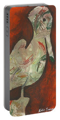 Abstract Pelican Portable Battery Charger
