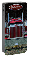 Abstract Peterbilt Portable Battery Charger