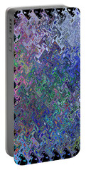Abstract Reflections Portable Battery Charger