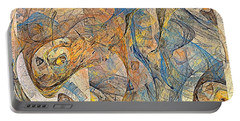Abstraction 0499 Marucii Portable Battery Charger