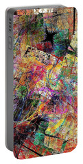 Abstraction 442-09-13 Marucii Portable Battery Charger