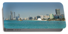 Abu Dhabi Skyline Portable Battery Charger