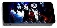 Ac/dc - Rock Portable Battery Charger