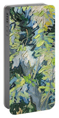 Acacia In Flower Portable Battery Charger