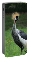 African Crowned Crane #3 Portable Battery Charger