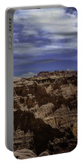 Across The Badlands Portable Battery Charger