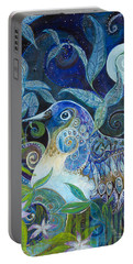 Admiration Portable Battery Charger by Leela Payne