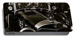 Adolf Hitler's 1941 Mercedes-benz 770-k Touring Car Sold At Auction Scottsdale Arizona 1973 Portable Battery Charger