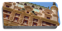 Portable Battery Charger featuring the photograph Adolphus Hotel - Dallas #1 by Robert ONeil