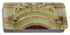 Portable Battery Charger featuring the photograph Adolphus Hotel - Dallas #4 by Robert ONeil