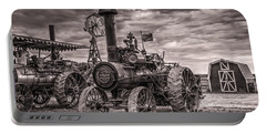 Advance Steam Traction Engine Portable Battery Charger