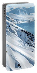 Adventures In Svalbard, Norway Portable Battery Charger