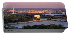 Aerial, Washington Dc, District Of Portable Battery Charger
