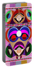 African Art Style Mascot Wizard Magic Comedy Comic Humor  Navinjoshi Rights Managed Images Clawn    Portable Battery Charger