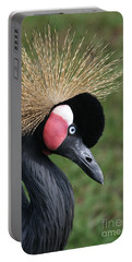 African Crowned Crane #2 Portable Battery Charger