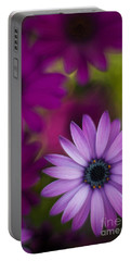 African Gerbera Standout Portable Battery Charger