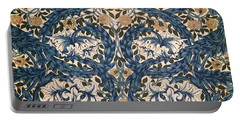 African Marigold Design Portable Battery Charger by William Morris