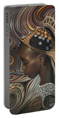 African Spirits II Portable Battery Charger