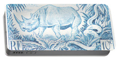 Afrique Rhino Portable Battery Charger