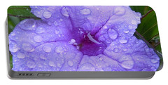 Portable Battery Charger featuring the photograph After The Rain #1 by Robert ONeil