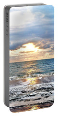 Portable Battery Charger featuring the photograph After The Storm 3 by Kim Bemis