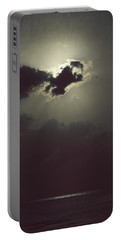 After The Storm Portable Battery Charger by Melanie Lankford Photography