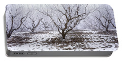Agriculture - Apple Orchard Covered Portable Battery Charger