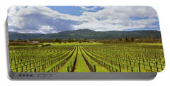 Agriculture - Wine Grape Vineyard Portable Battery Charger