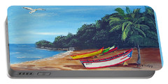 Aguadilla Beautiful Beach Portable Battery Charger