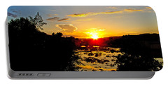 Ahwatukee Sunset Portable Battery Charger