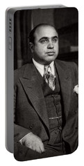 Al Capone - Scarface Portable Battery Charger