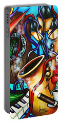 Al Ritmo The Carnaval Portable Battery Charger
