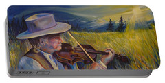 Alberta Lullaby Portable Battery Charger