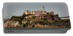 Alcatraz Panorama Portable Battery Charger