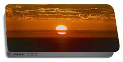 Aldinga Beach Sunset Portable Battery Charger