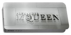 Alexander Mcqueen Portable Battery Charger