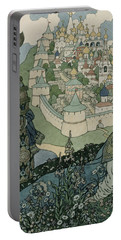 Alexander Pushkin's Fairytale Of The Tsar Saltan Portable Battery Charger