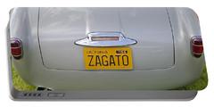 Alfa Romeo 1900 Ss Zagato Berlinetta 1956 Portable Battery Charger