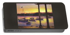 Algarve Sunset Portable Battery Charger