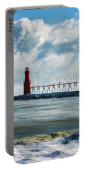Algoma Pierhead Lighthouse Portable Battery Charger