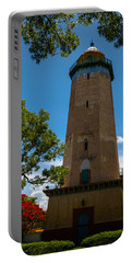 Alhambra Water Tower Of Coral Gables Portable Battery Charger