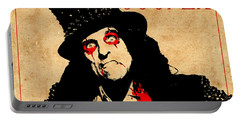 Alice Cooper 1 Portable Battery Charger
