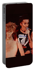 Alice Cooper At The Concord Pavillion  Portable Battery Charger