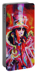 Alice Cooper. The Legend Portable Battery Charger